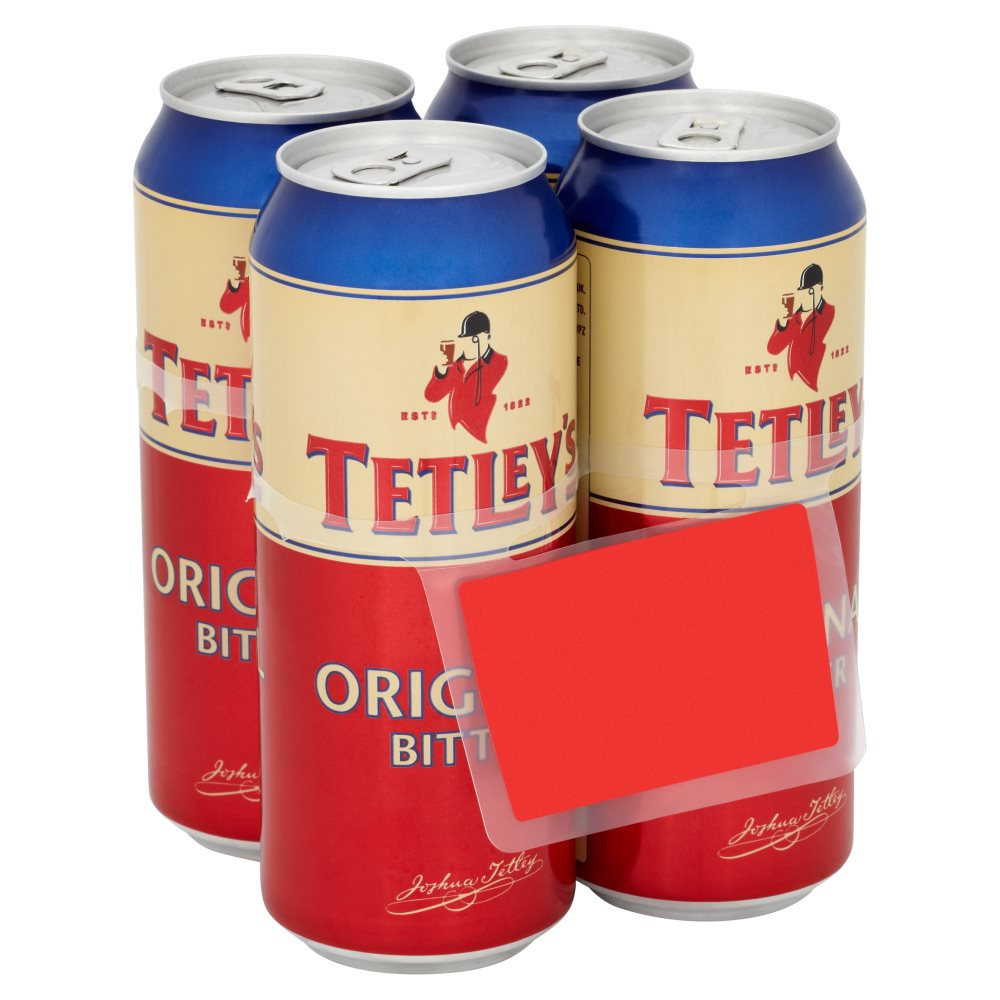 Tetley Original PM 4 For £4 Or 2 For £7.50
