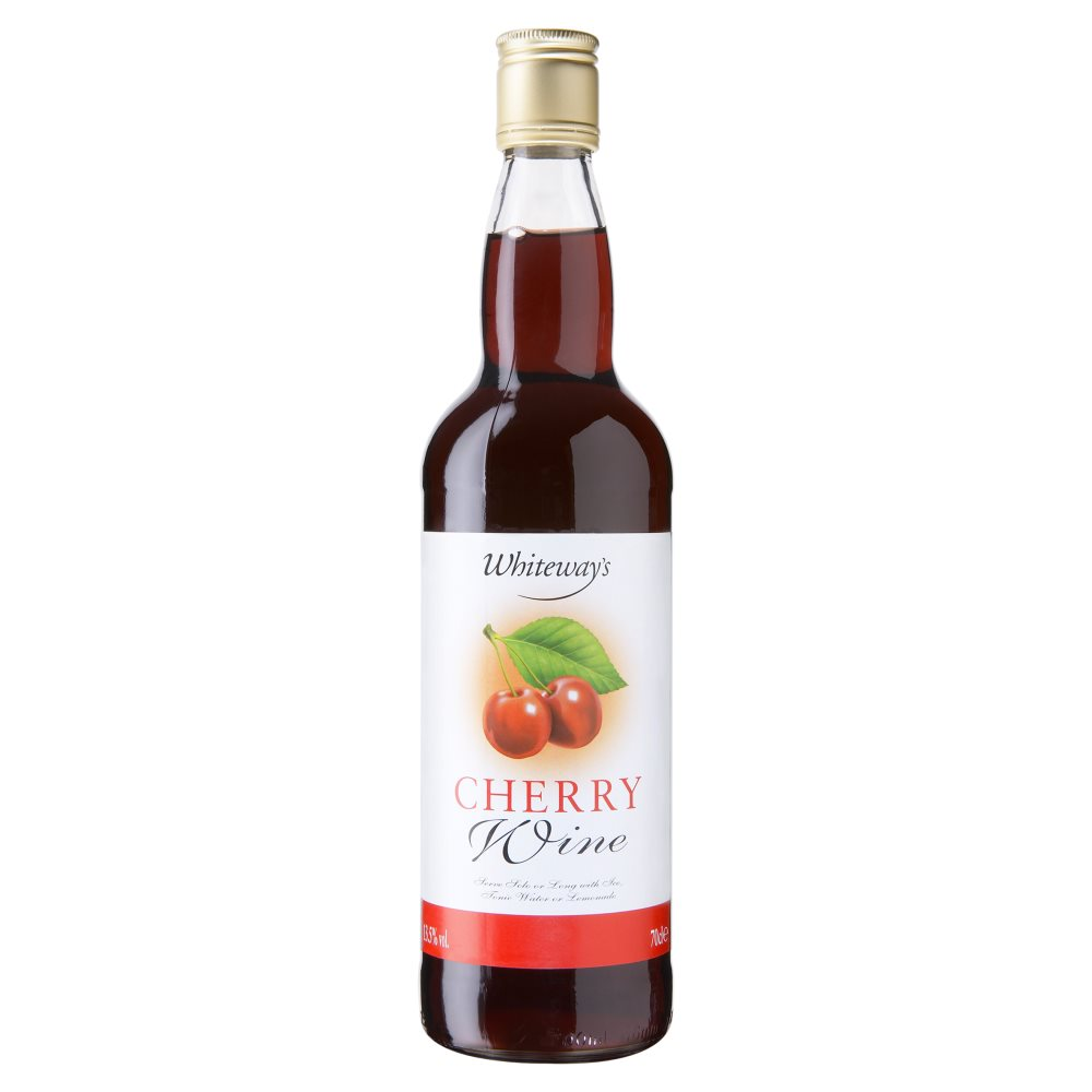 Whiteways Cherry Wine 70cl