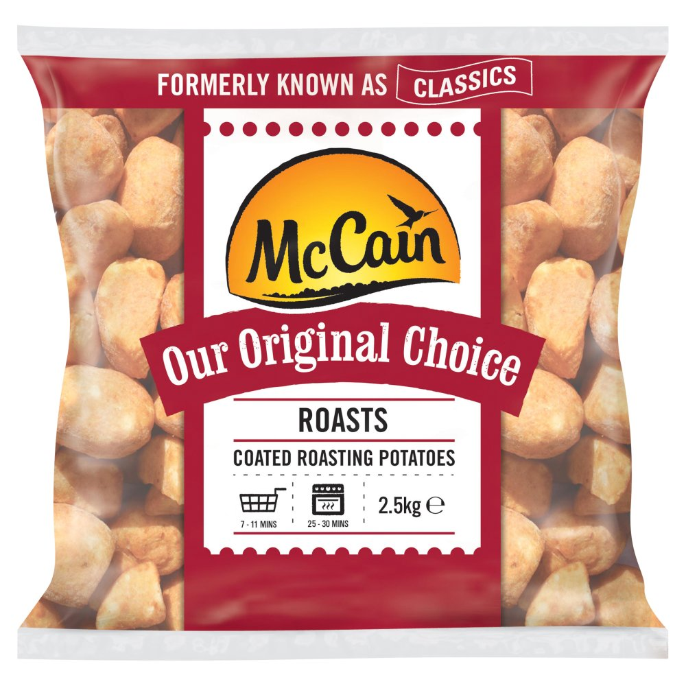 Mccains Classic Catering Roasts