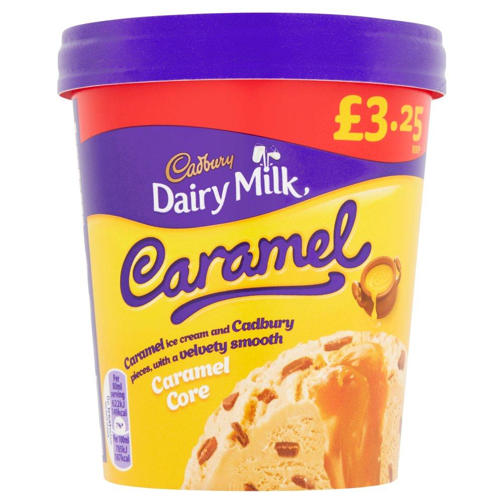 Cadbury Dairy Milk Caramel Core 480ml