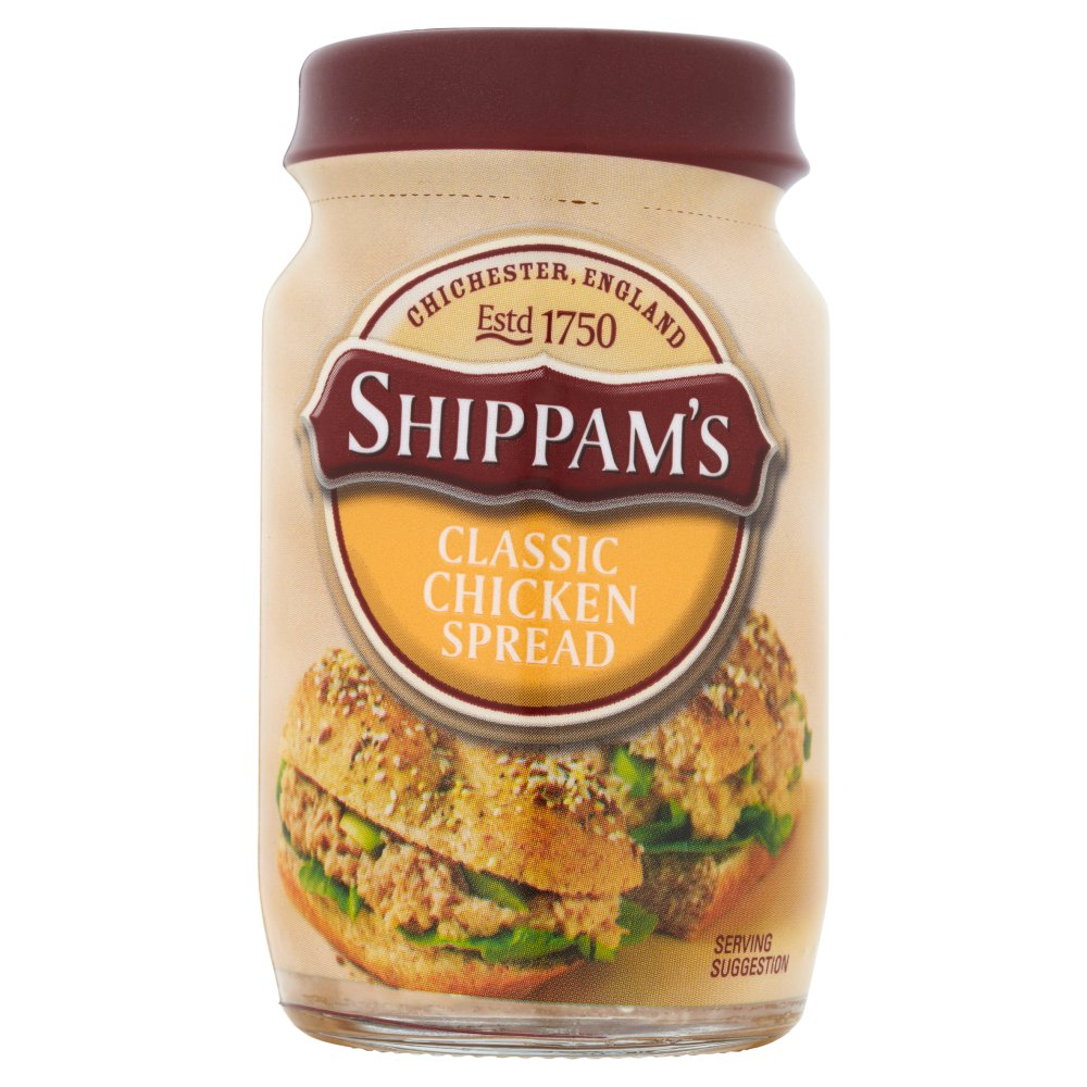 Shippam's Assorted Paste