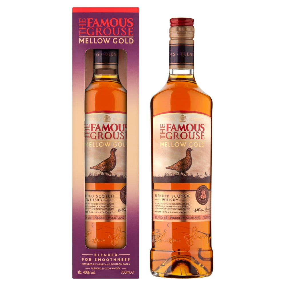 The Famous Grouse Mellow Gold