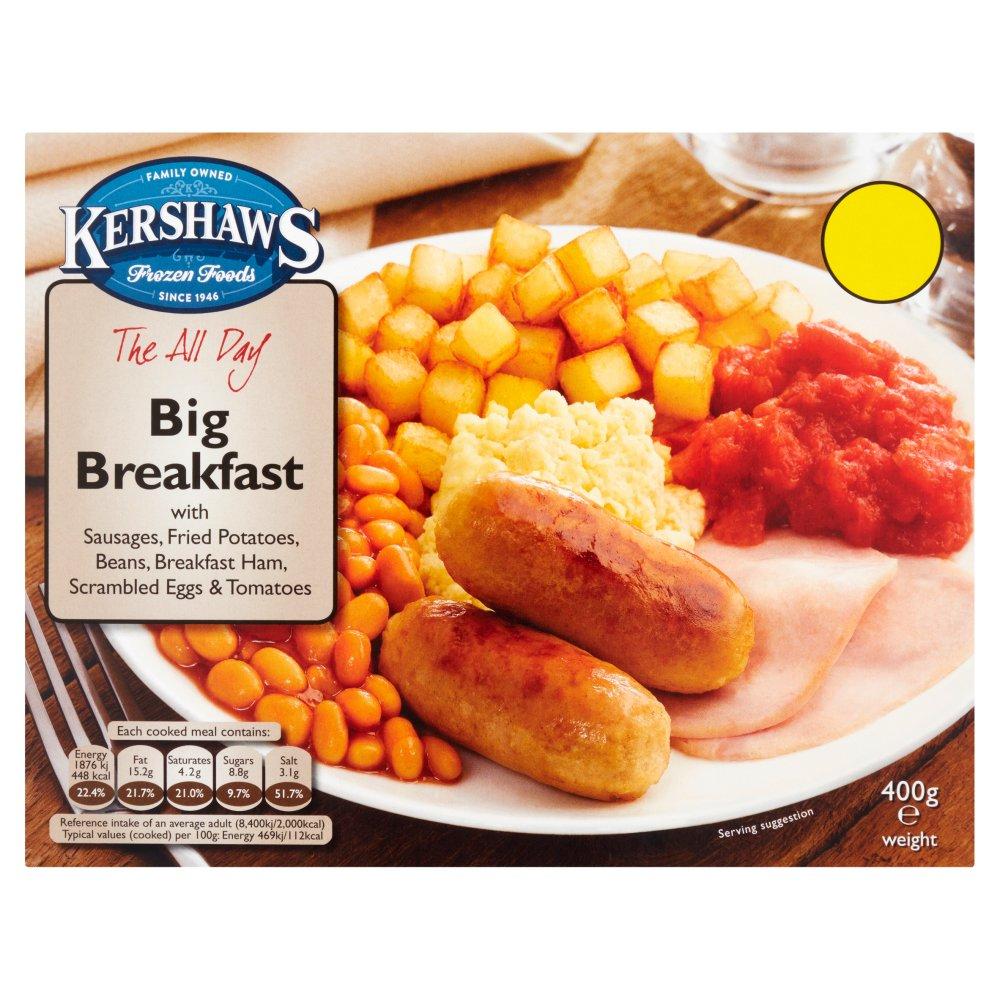 Kershaws The All Day Big Breakfast 400g