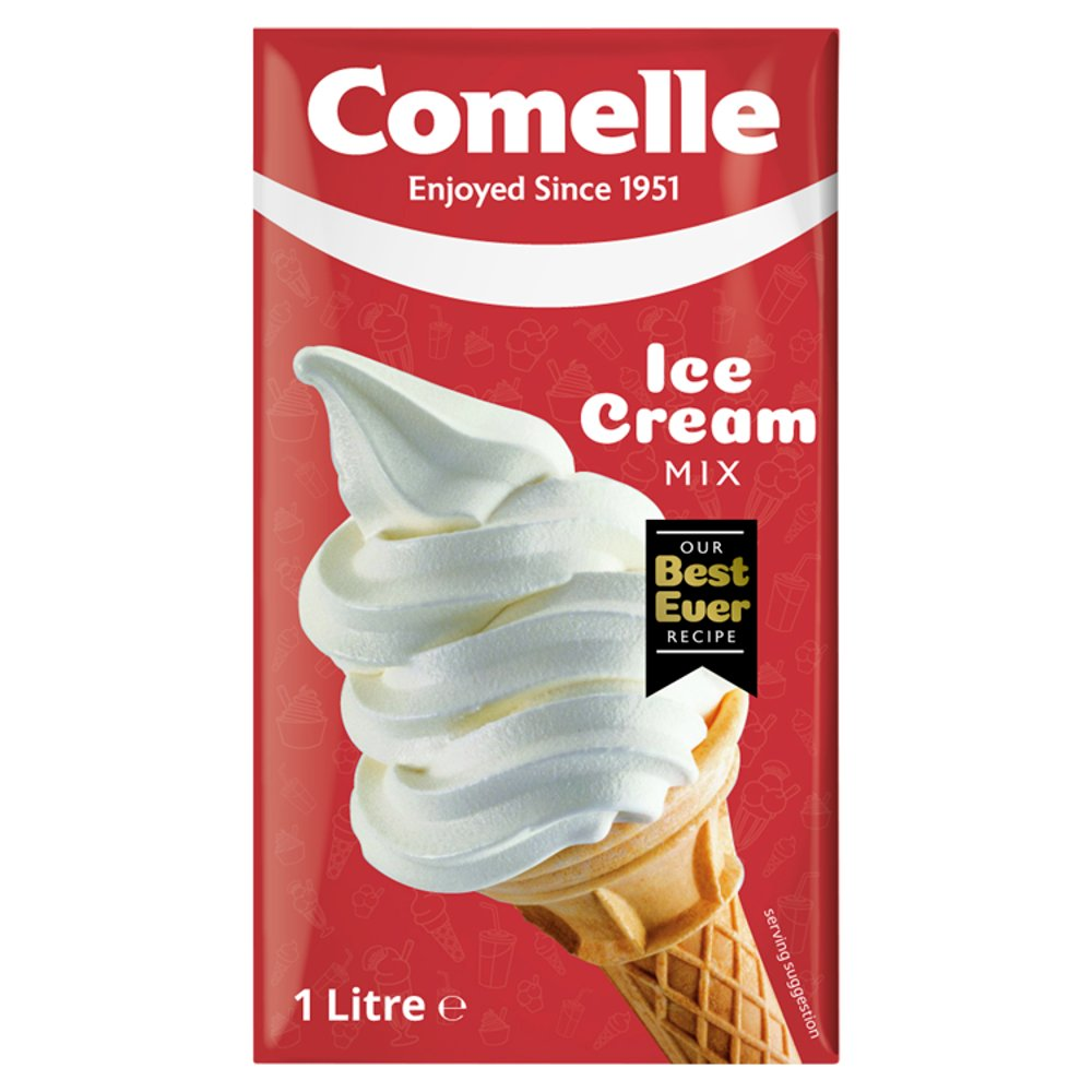 Comelle Icecream Mix 1Ltr