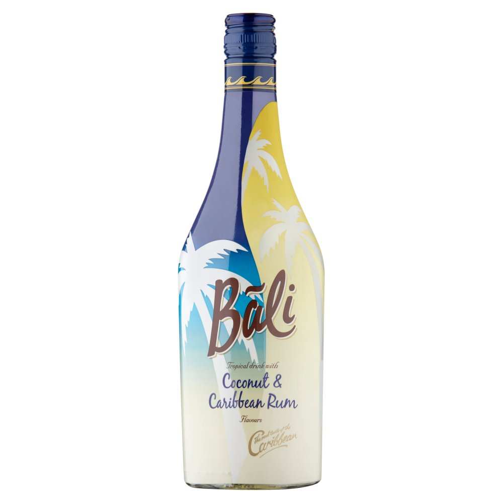 Bali With Caribbean Rum & Coconut 17.5percent