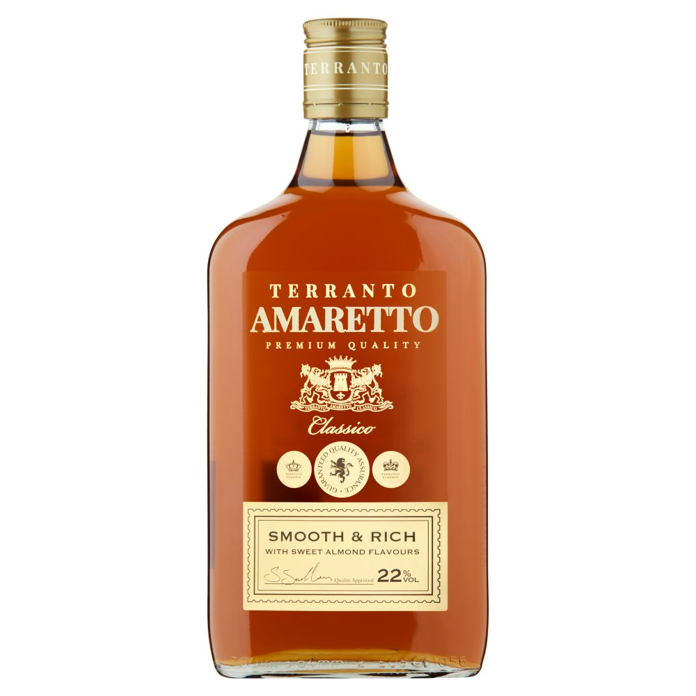 Amaretto Terranto 22percent Absolute Value
