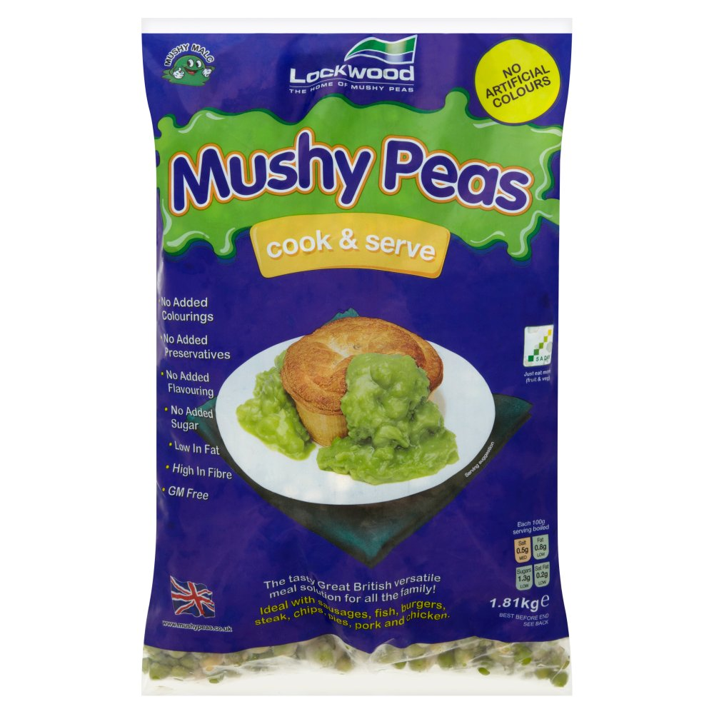 Lock Wood Mushy Peas