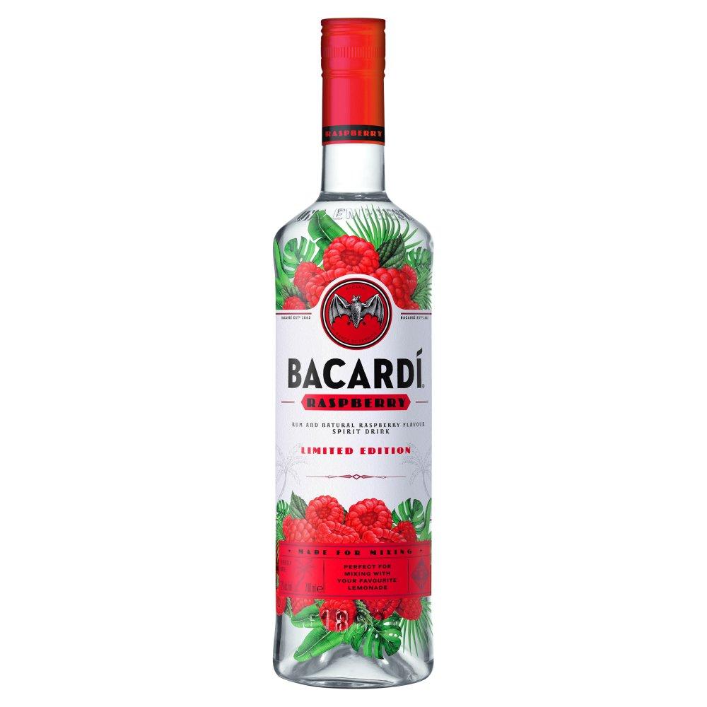 Bacardí Raspberry Spirit Drink 70cl