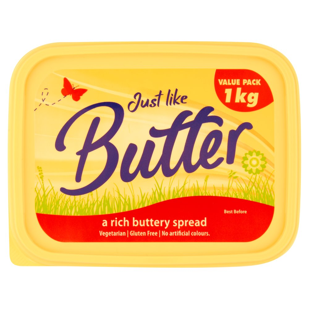 Just Like Butter Buttery Spread PM £1.50