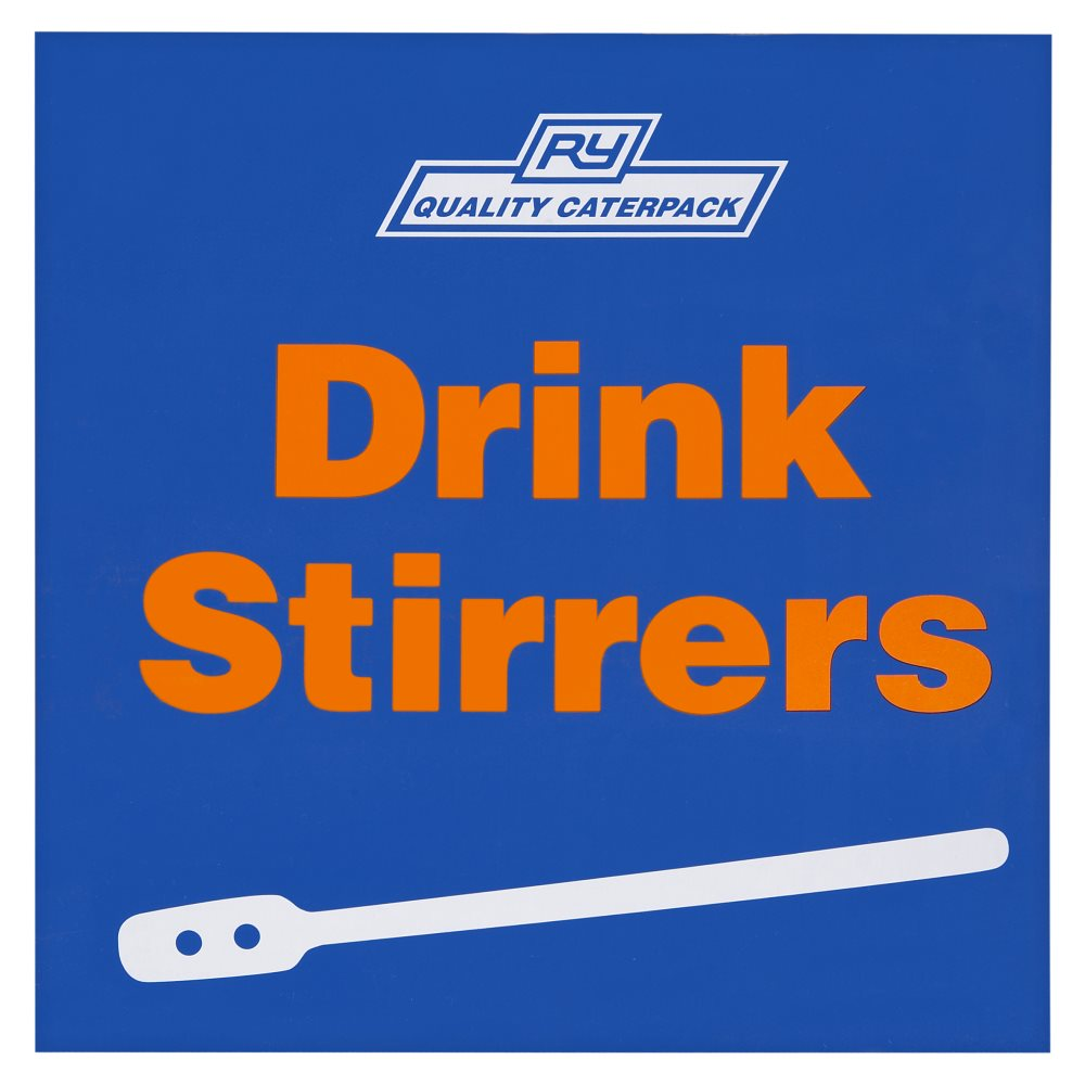Plastic Tea Stirrers