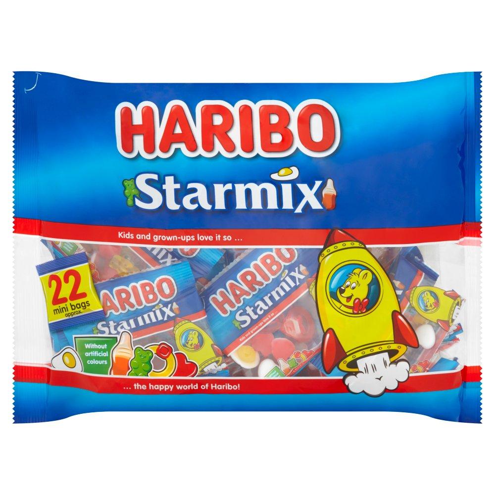 HARIBO Starmix Multipack Bag 352g