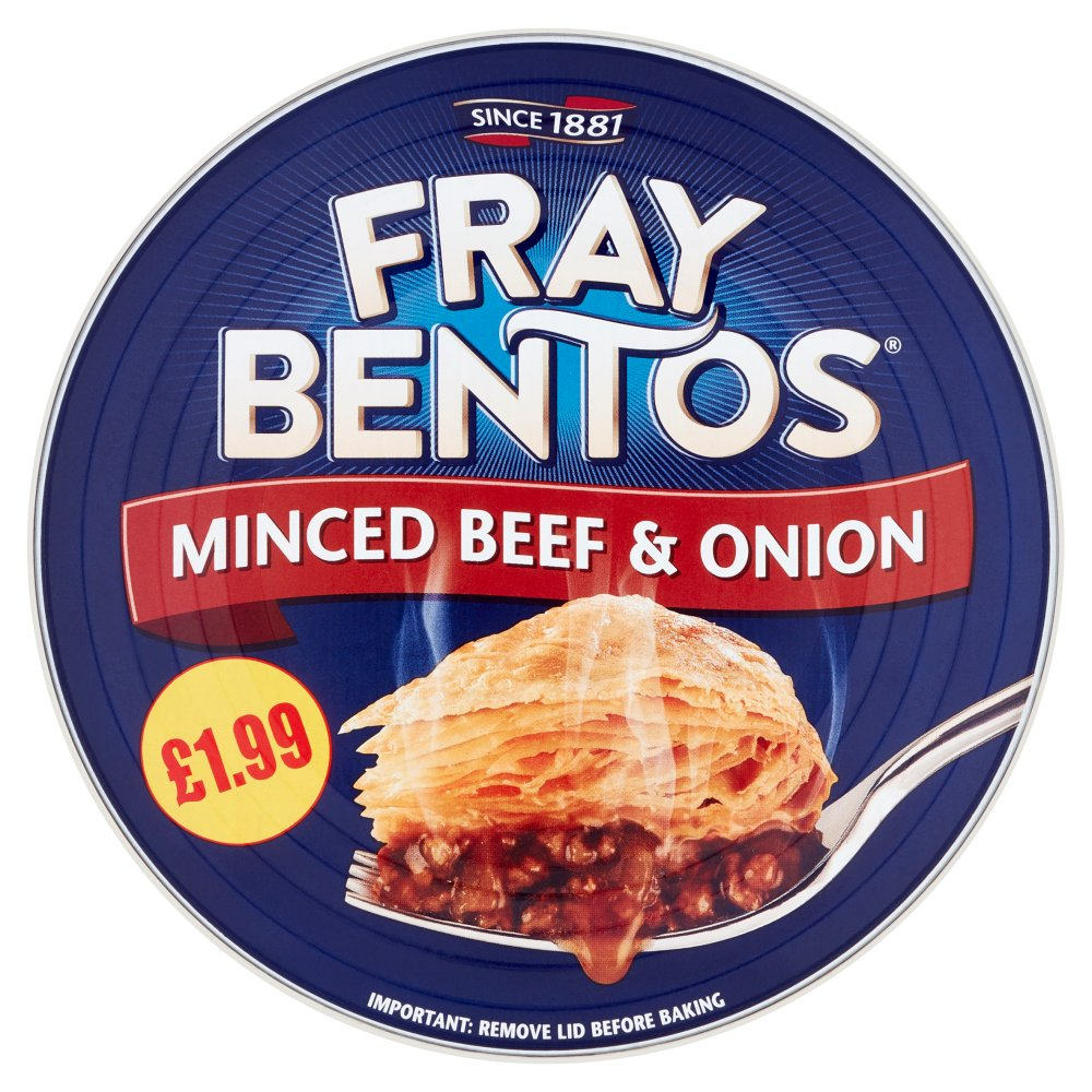 Fray Bentos Beef & Onion Pie PM £1.99