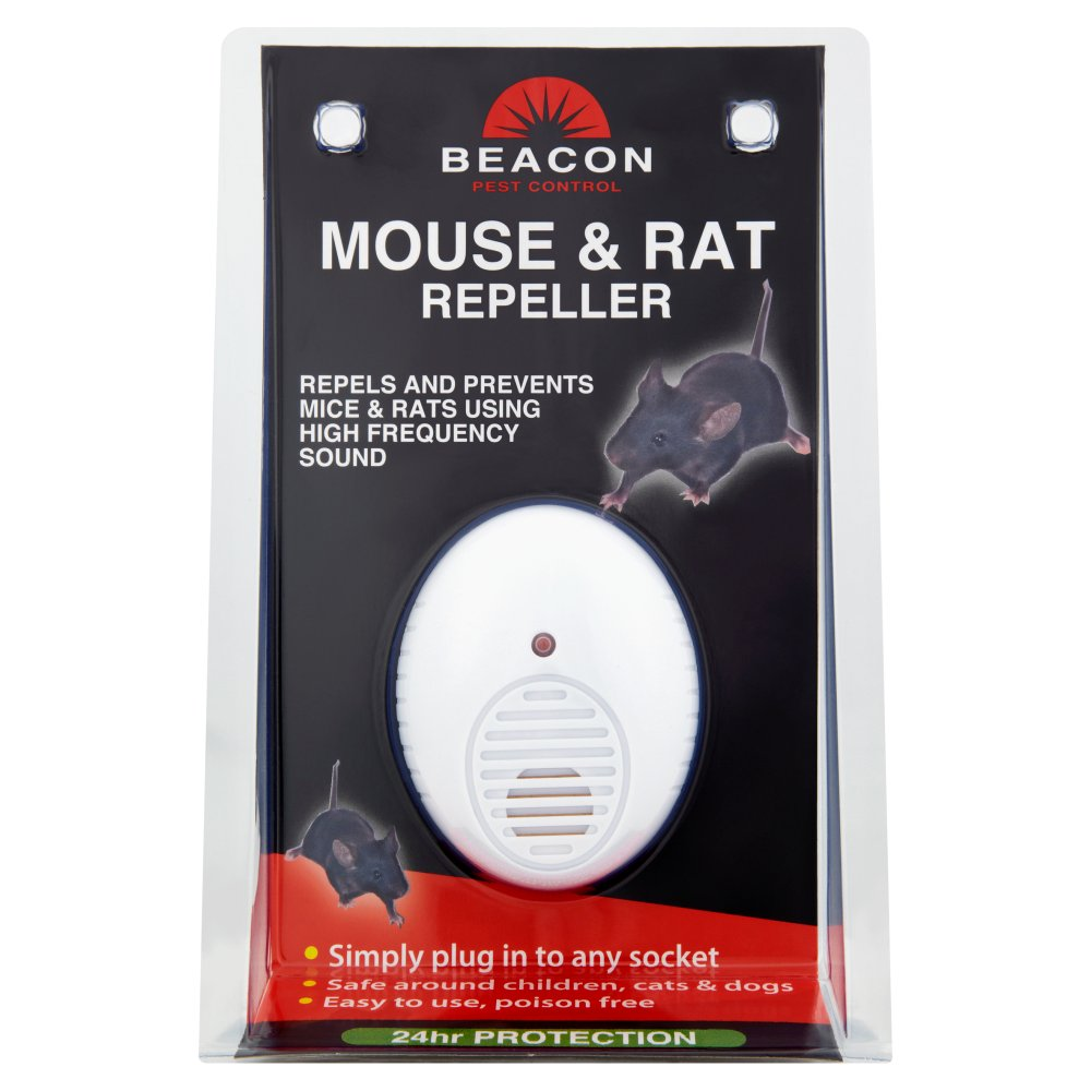 Beacon Pest Control Mouse & Rat Repeller