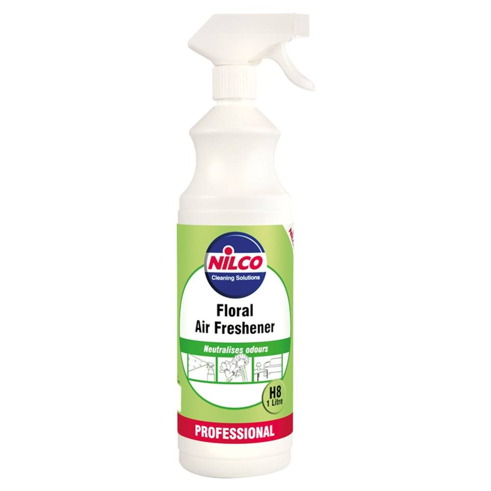 Nilco Professional Floral Air Freshener H8 1 Litre