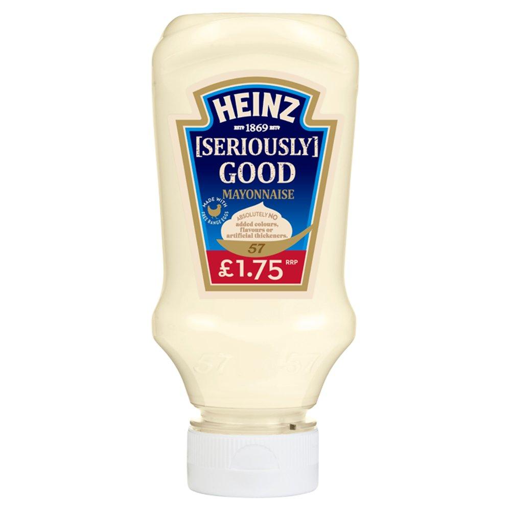 Heinz Seriously Good Mayonnaise 215g