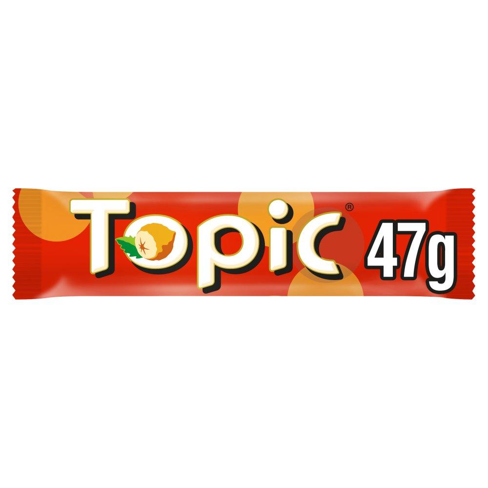 Topic Chocolate Bar 47g