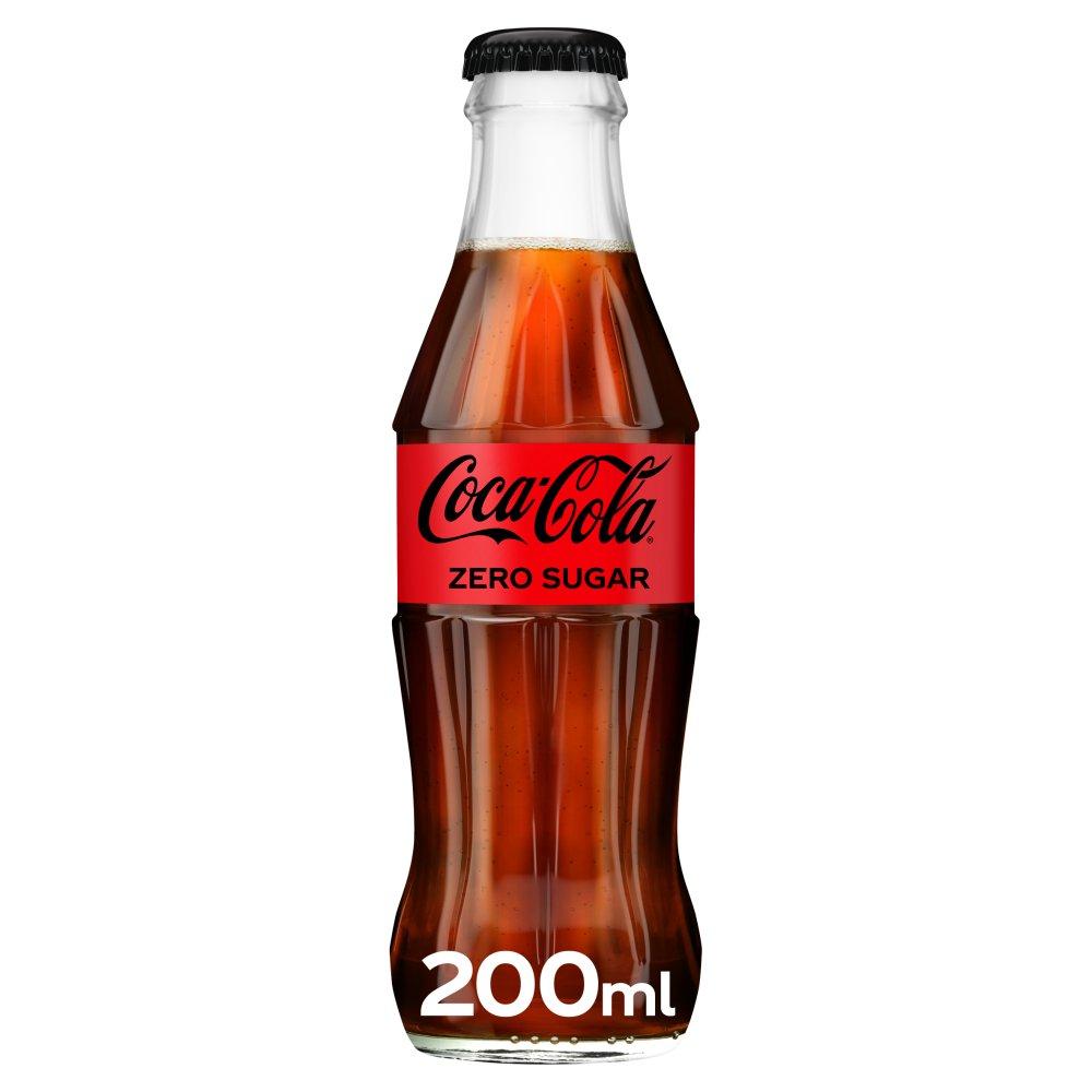 Coca-Cola Zero Sugar 200ml