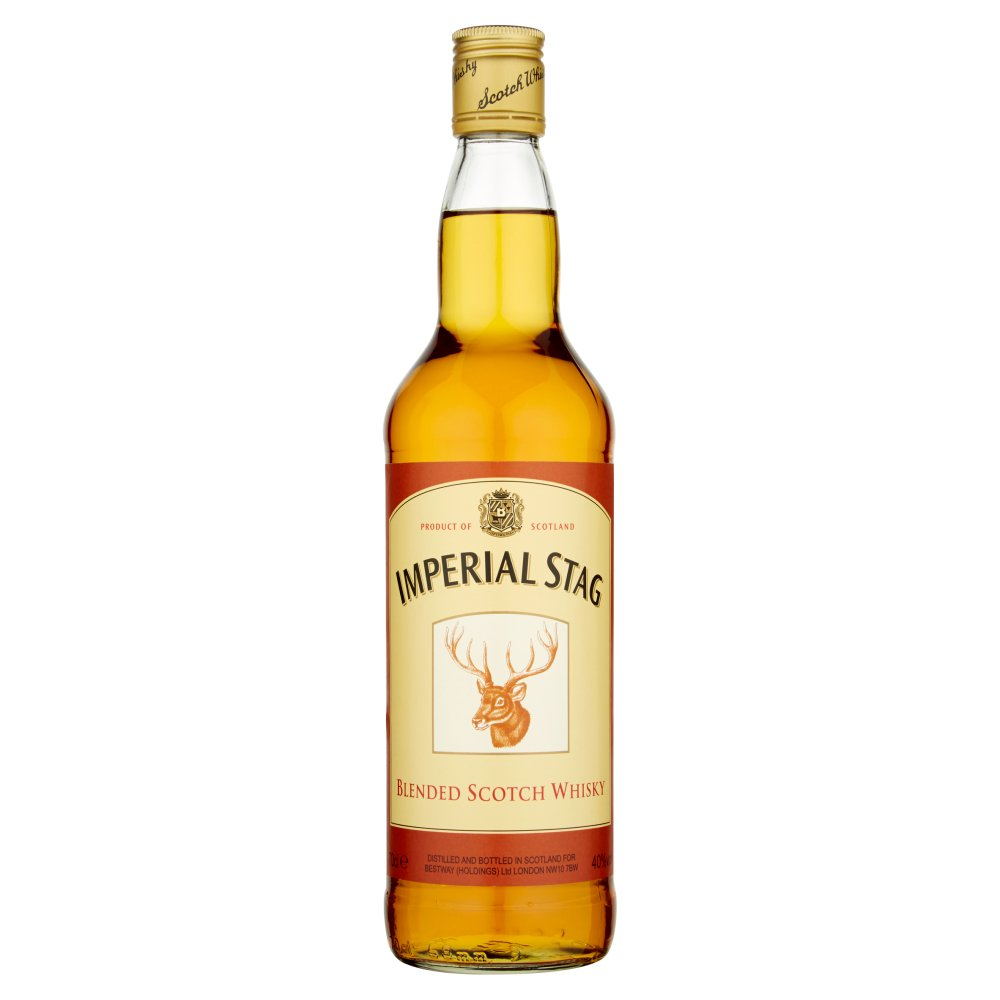 Imperial Stag Whisky 70cl