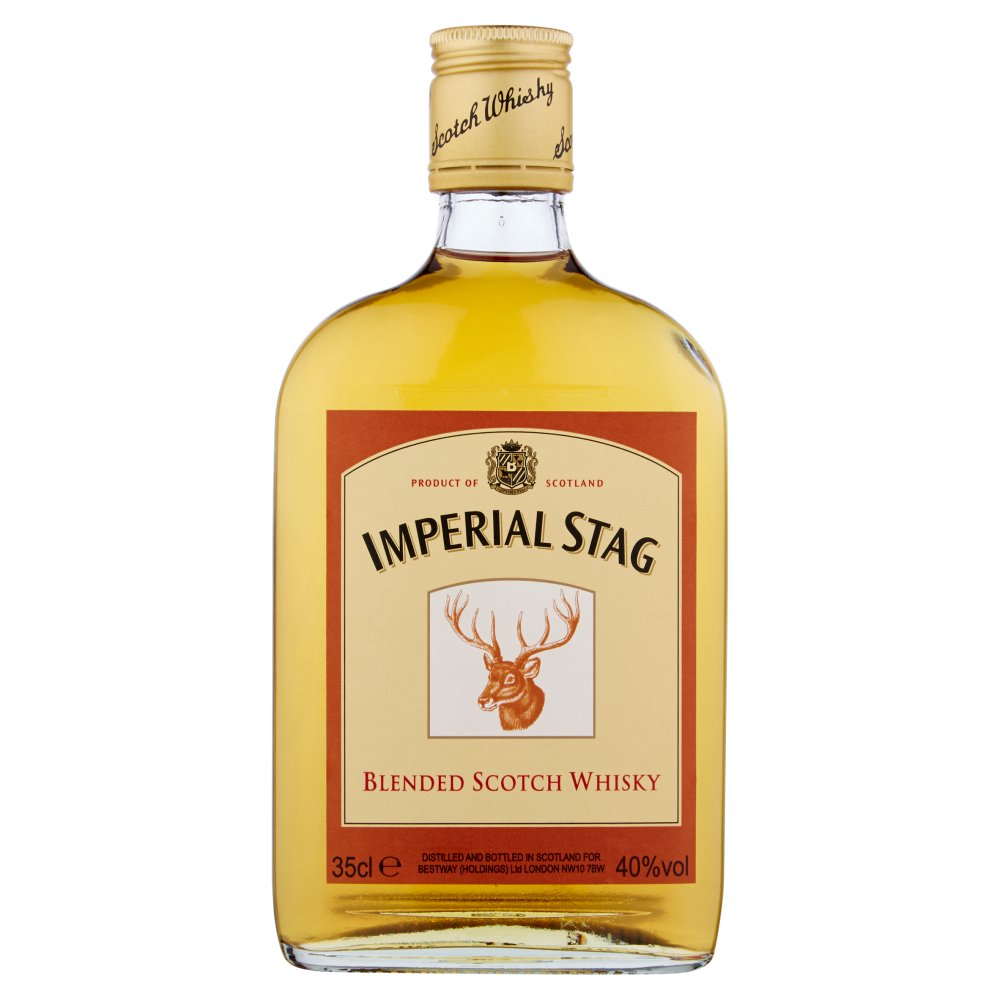 Imperial Stag Whisky 35cl