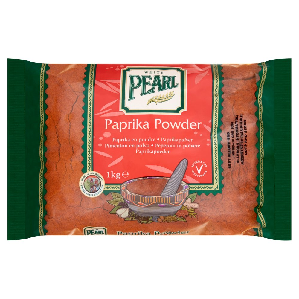 White Pearl Paprika Powder 1Kg