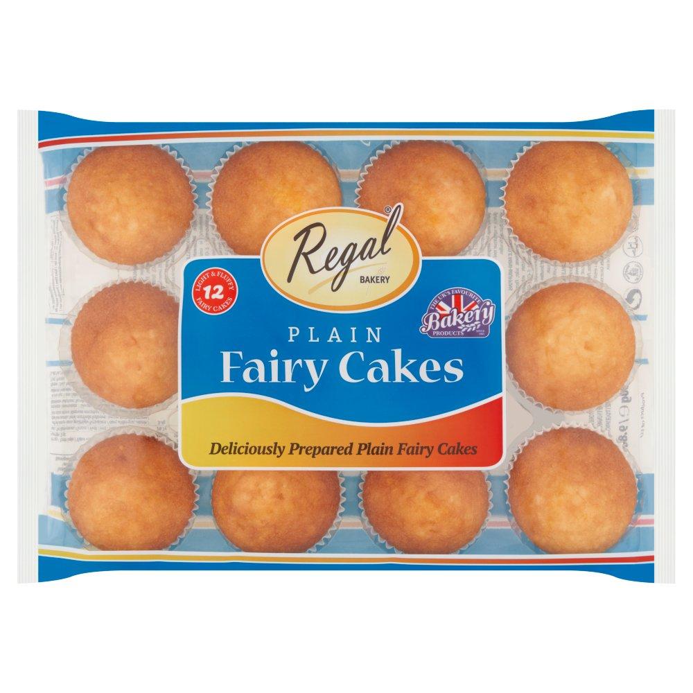 Regal Bakery Classic Fairy Cakes 280g