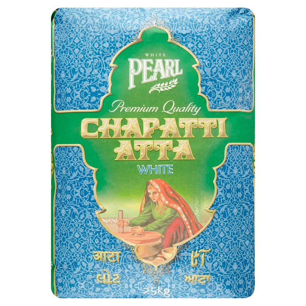 White Pearl White Chapatti Atta 2.5kg