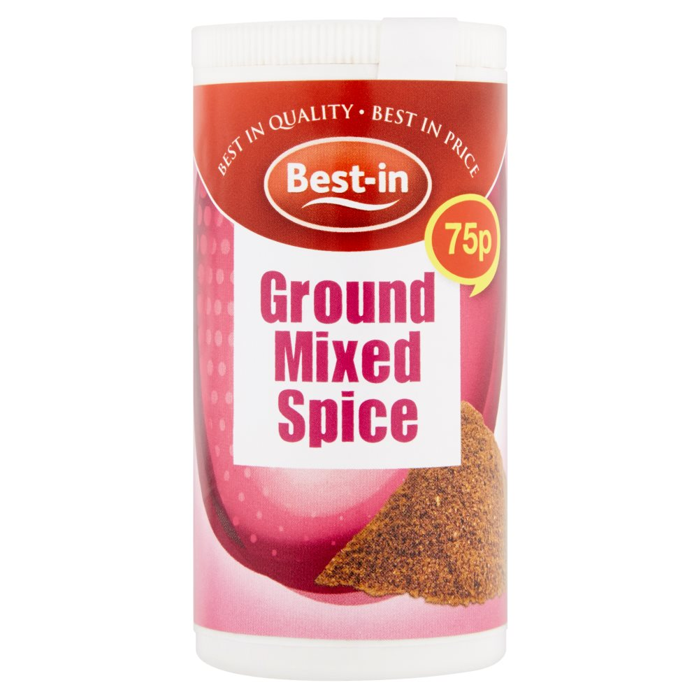 Bestin Mixed Spice PM 75p