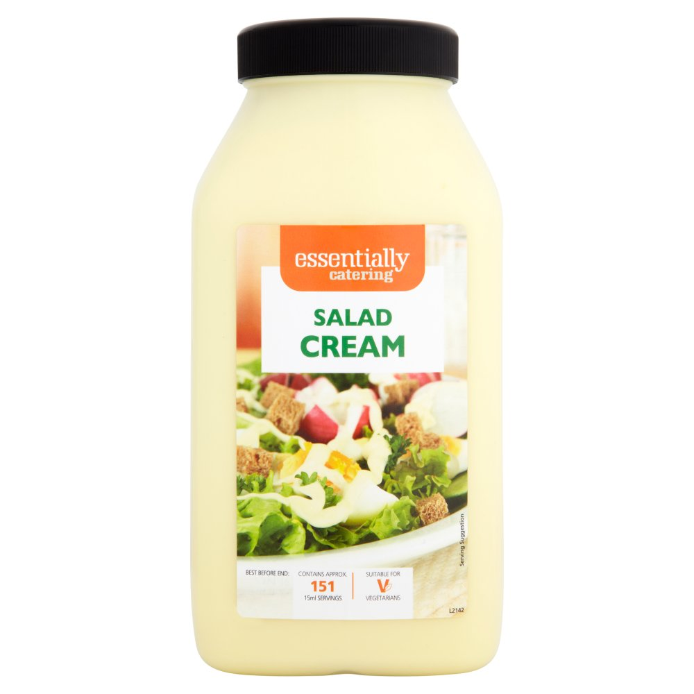 Essentially Catering Salad Cream