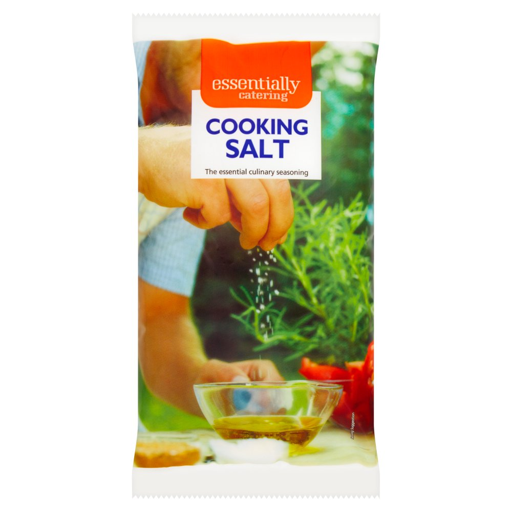 Essentially Catering Cooking Salt Bag