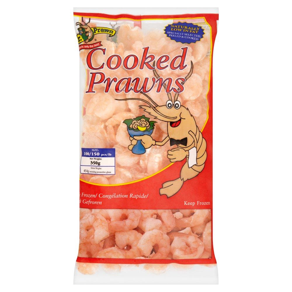 Mr. Prawn Cooked Prawns 350g