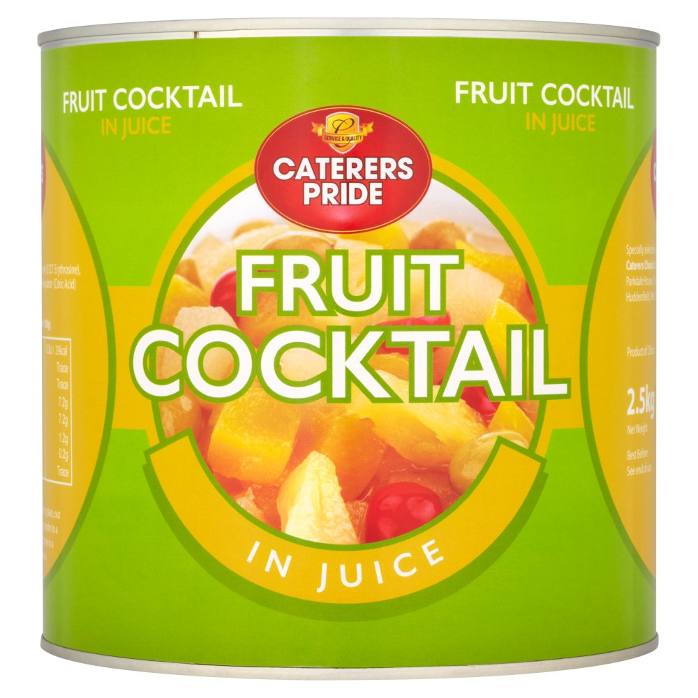 P/L Fruit Cocktail Jce 2.6Kg