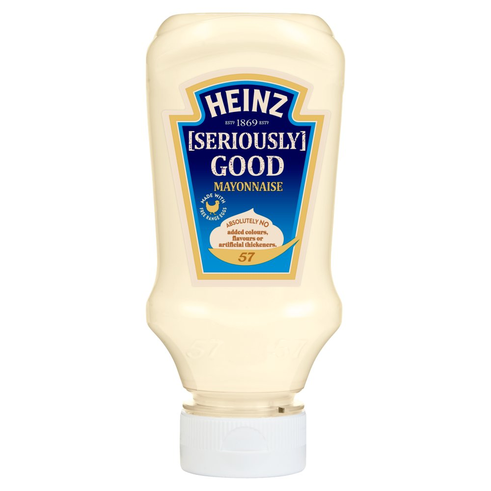 Heinz Mayonnaise Squeezy