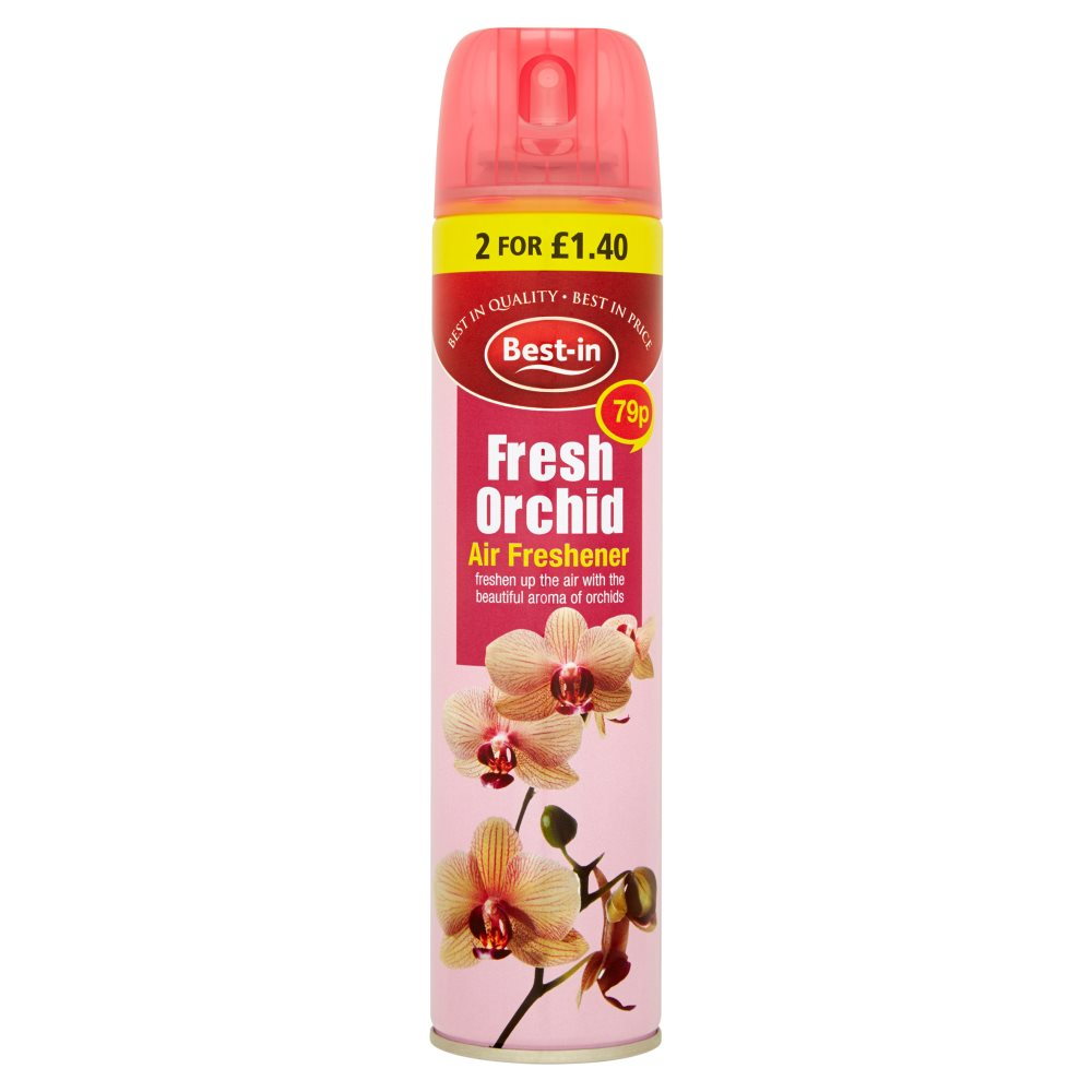 Bestin Orchid Airfresh PM 79p