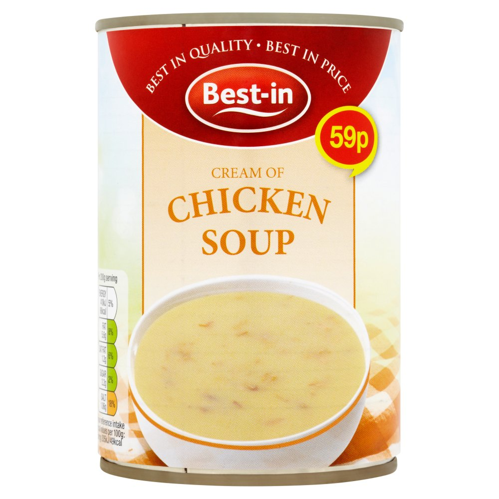 Bestin Soup Chicken 59p