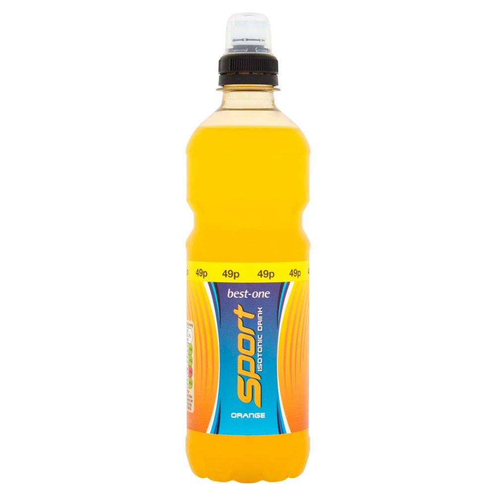 Best-One Sport Isotonic Drink Orange 500ml