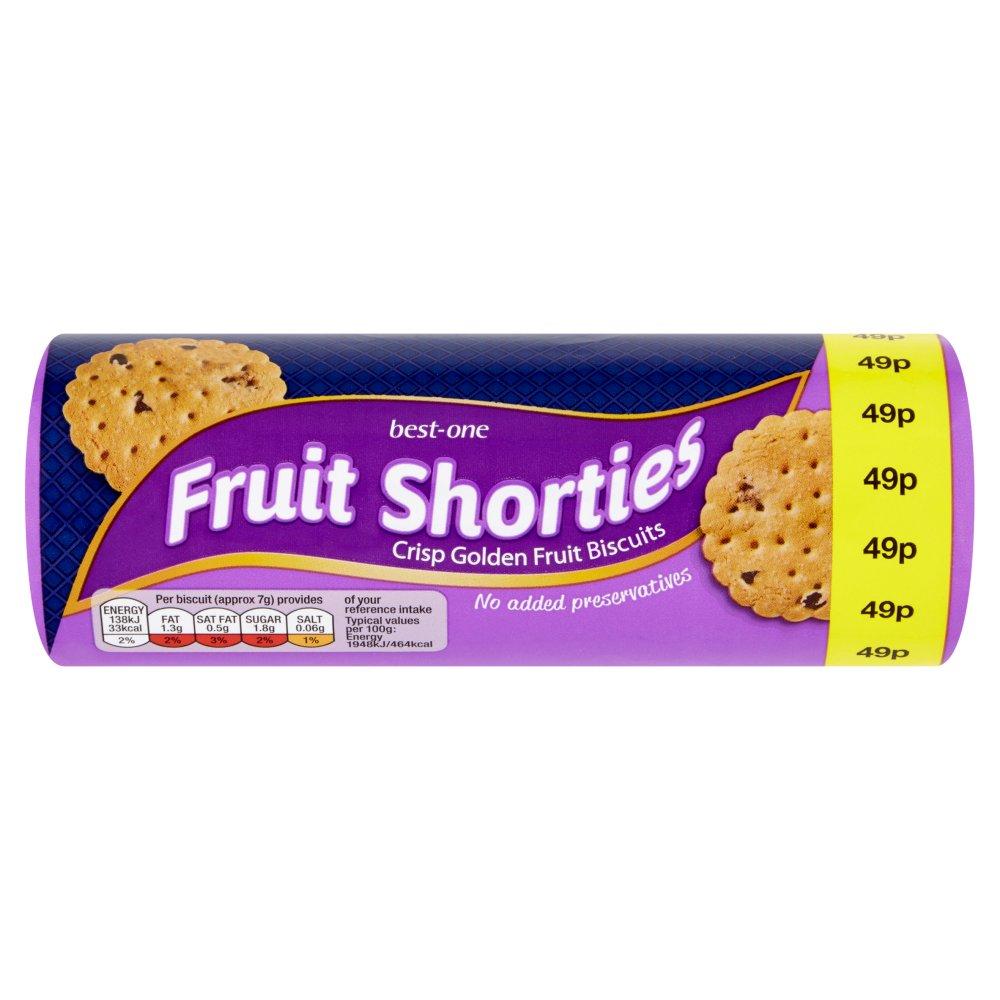Best-One Fruit Shorties 150g