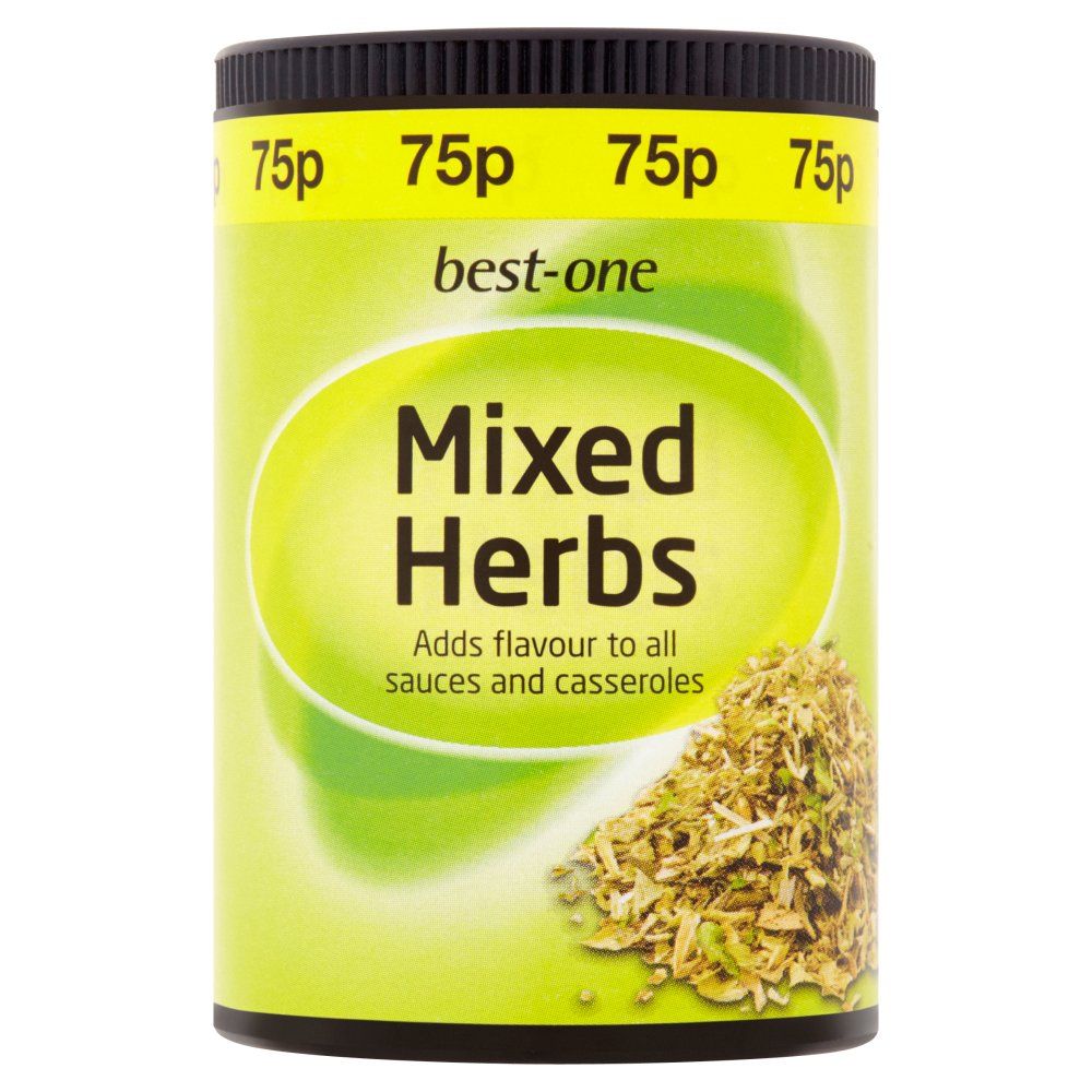 Best-One Mixed Herbs 15g