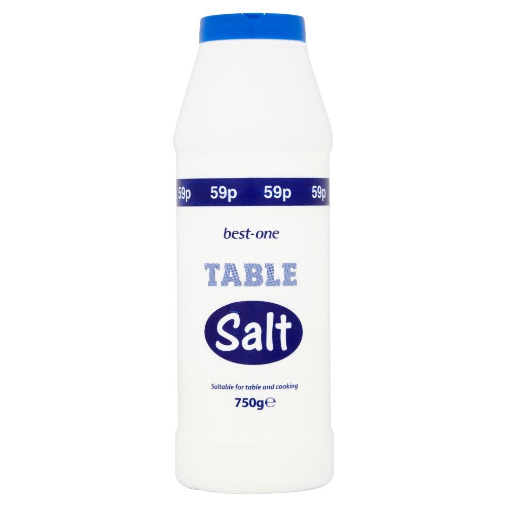 Best-One Table Salt 750g
