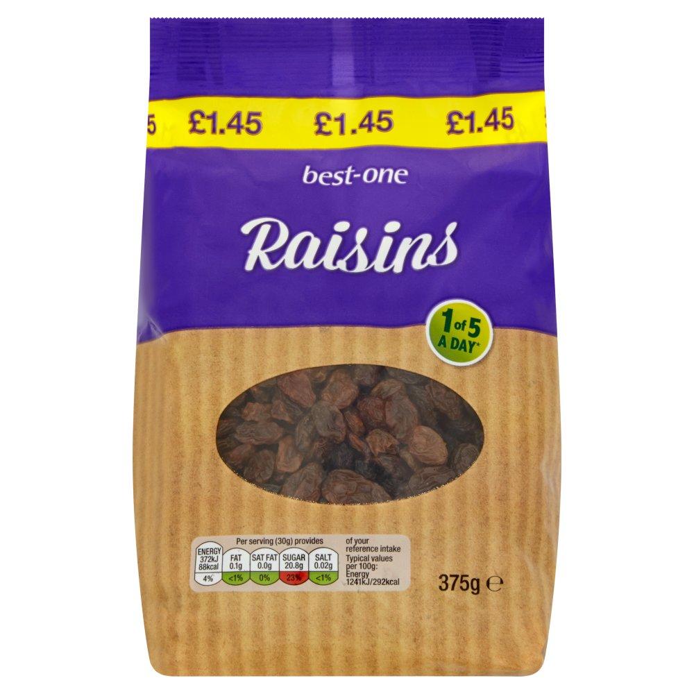 Best-One Raisins 375g