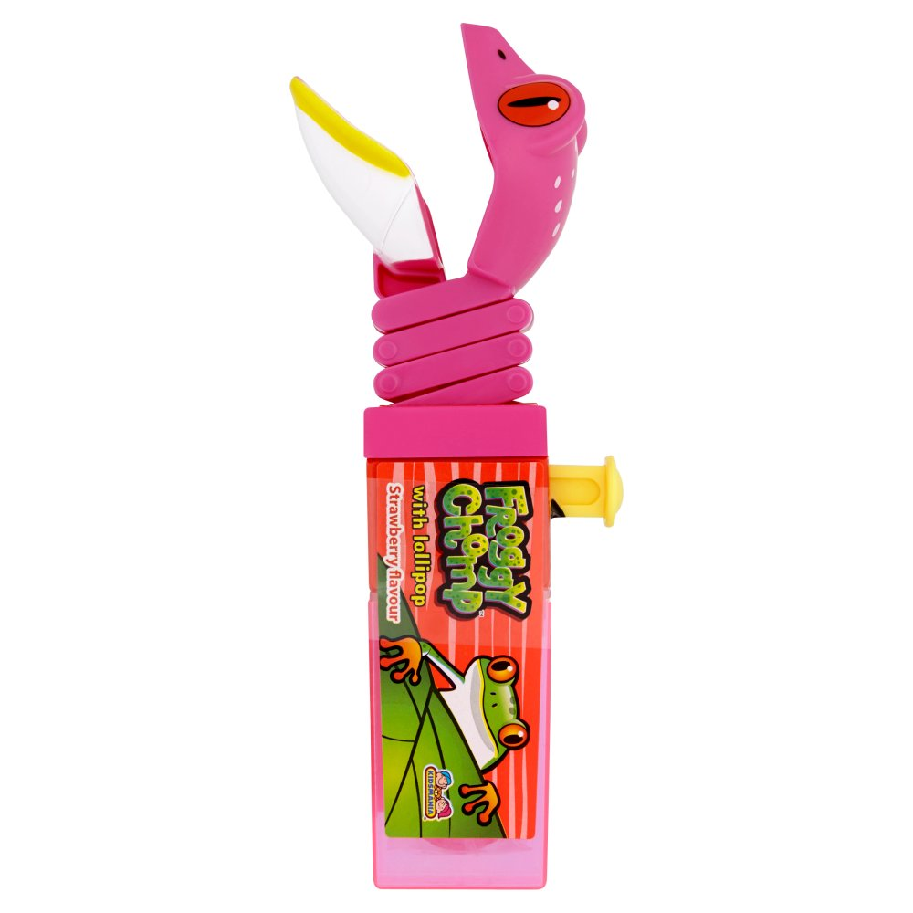 Kidsmania Froggy Chomp Lollipop 17g