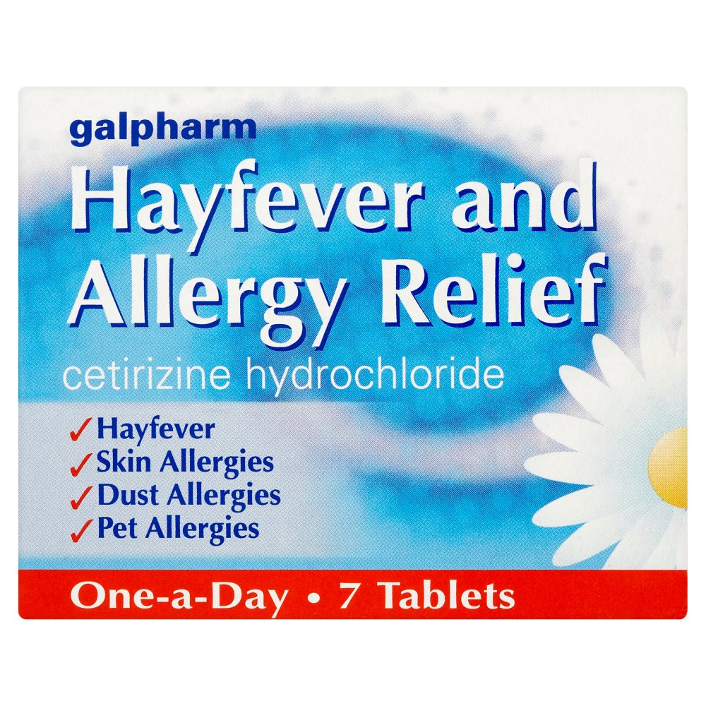 Hayfever And Allergy 7s