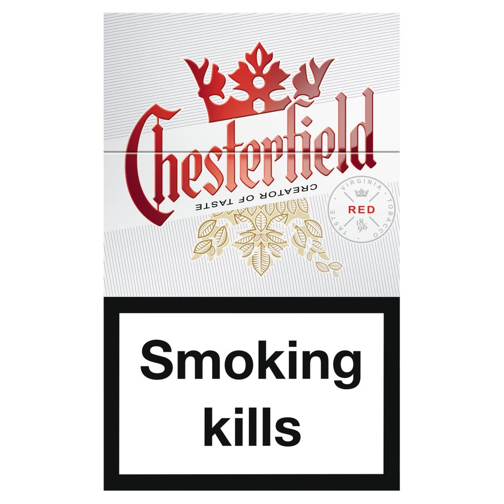Chesterfield Kingsize Red