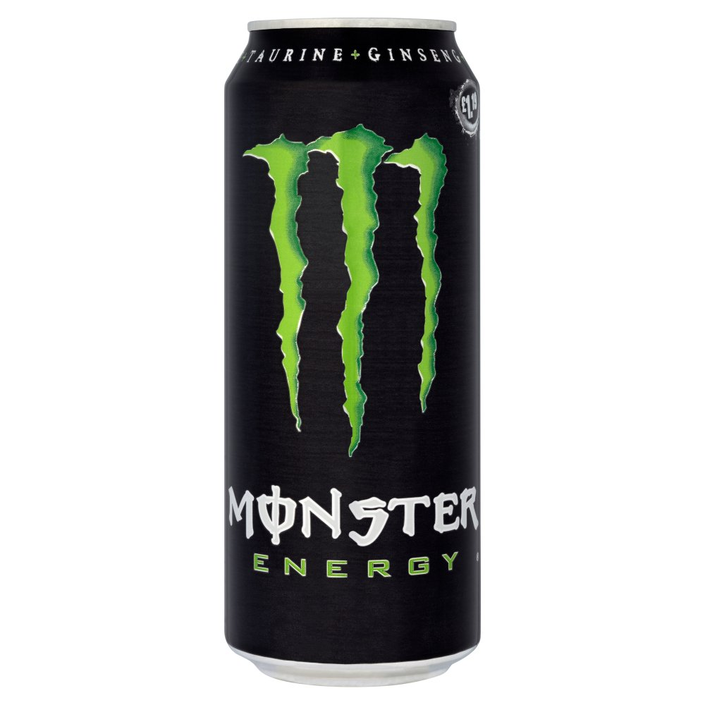 Monster Energy 500ml PMP £1.19