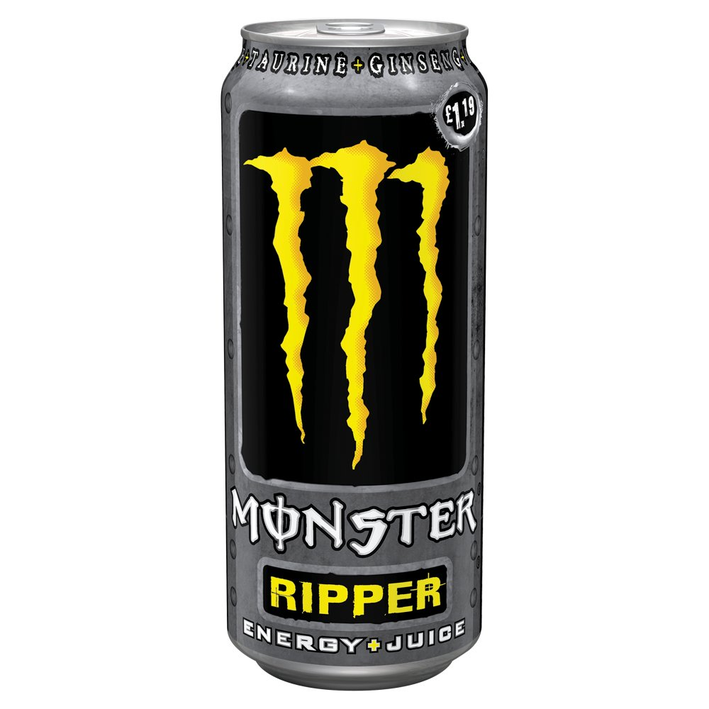 Monster Ripper 500ml PMP £1.19