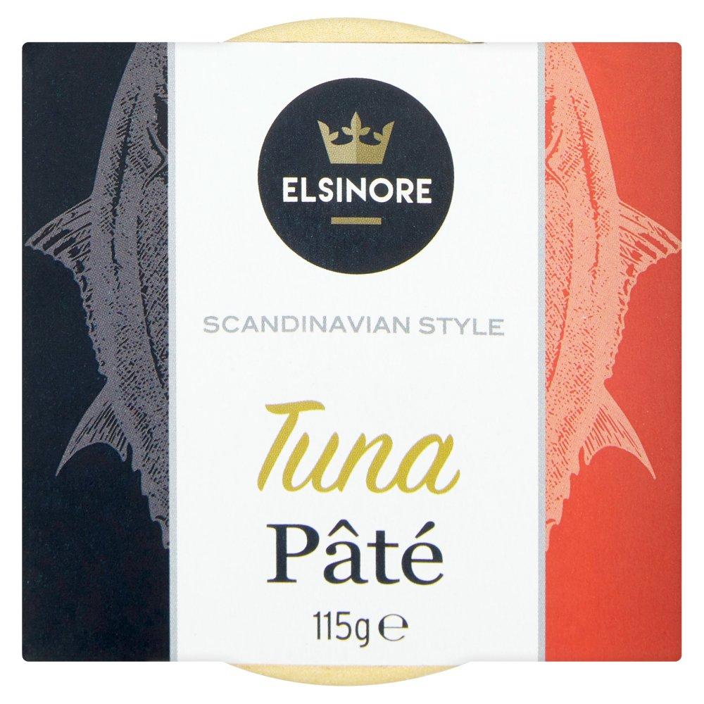 Elsinore Scandinavian Style Tuna Pâté 115g