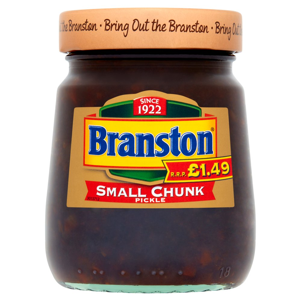 Branston Small Chunk Pickle PMP 280g