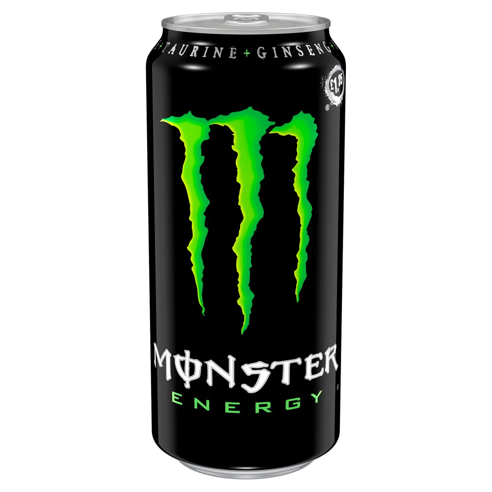 Monster Energy 500ml £1.35