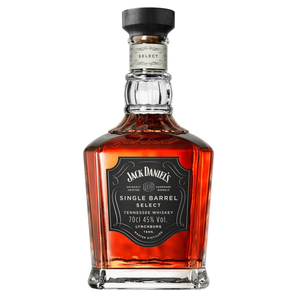 Jack Daniel's Single Barrel Select Tennessee Whiskey 70cl