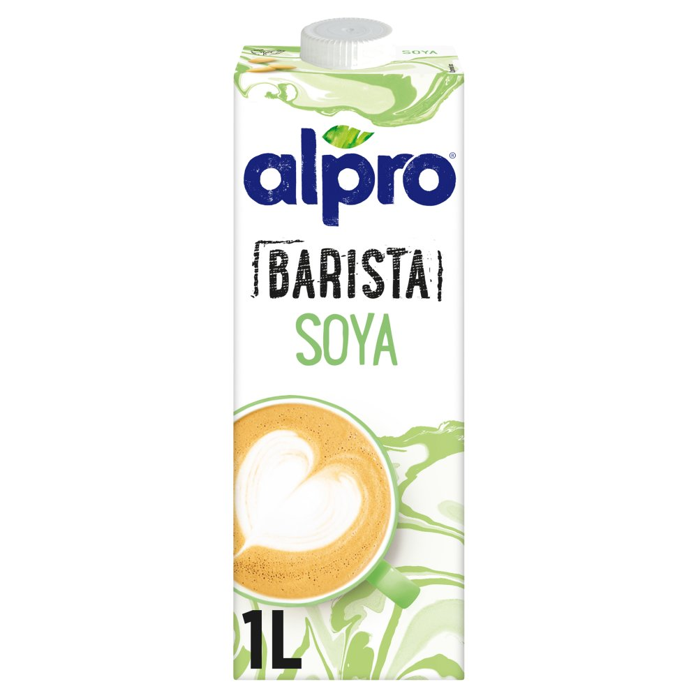 Alpro Soya Milk For Professionals