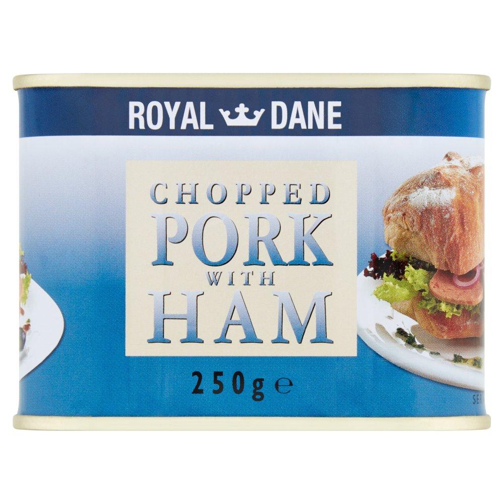 Royal Dane Chopped Pork with Ham 250g